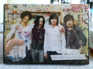 "How did we feel then?~flumpool tour2009""Unreal""Live at Shibuya Club Quattro~"